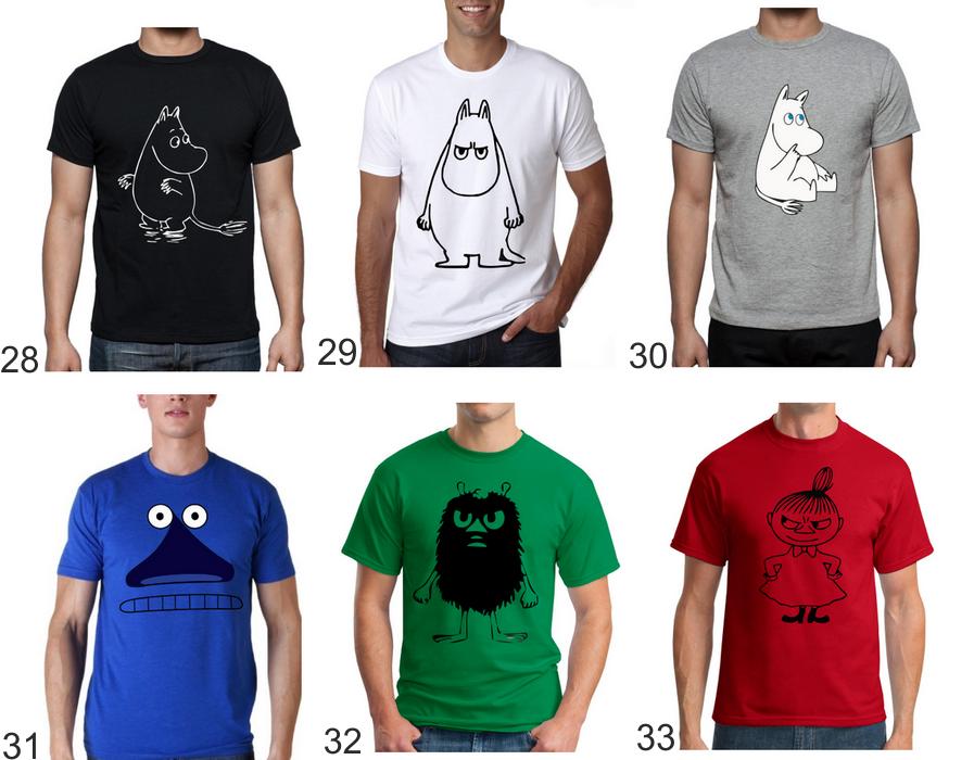 Smieszne Koszulki Z Muminki Mala Mi Logo Teksty Mens Tops Mens Tshirts T Shirt