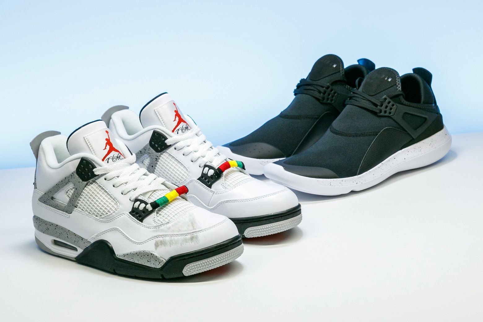 new style cf40d 0b05a Jordan 4 And Fly 89 Pack