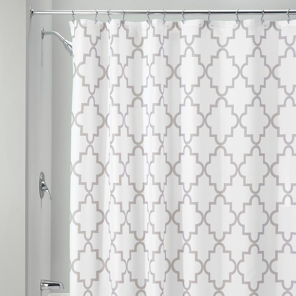 Interdesign Moroccan Trellis Shower Curtain Kohls In 2020