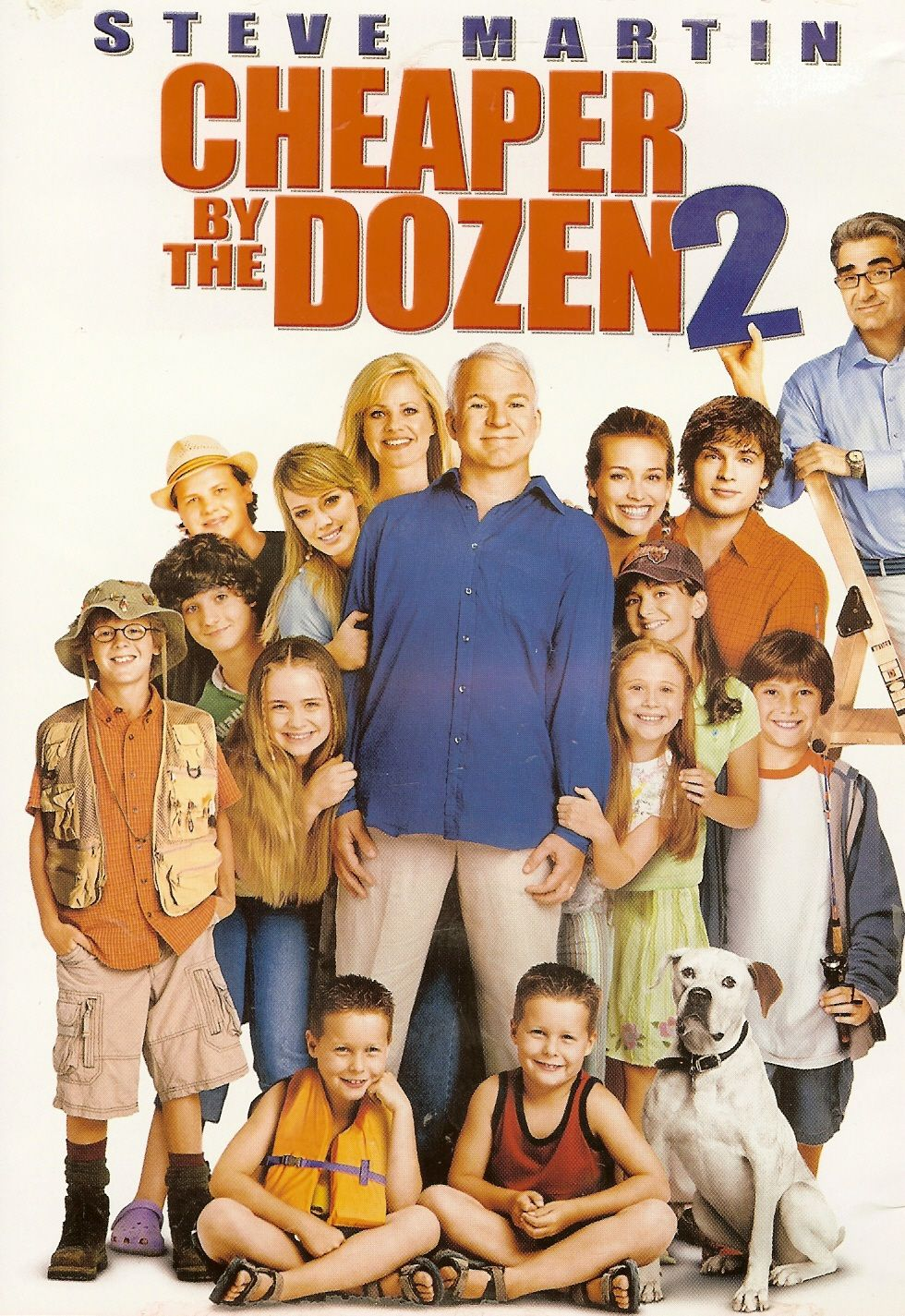 Cheaper By The Dozen 2 I Want To See This One I Saw The First