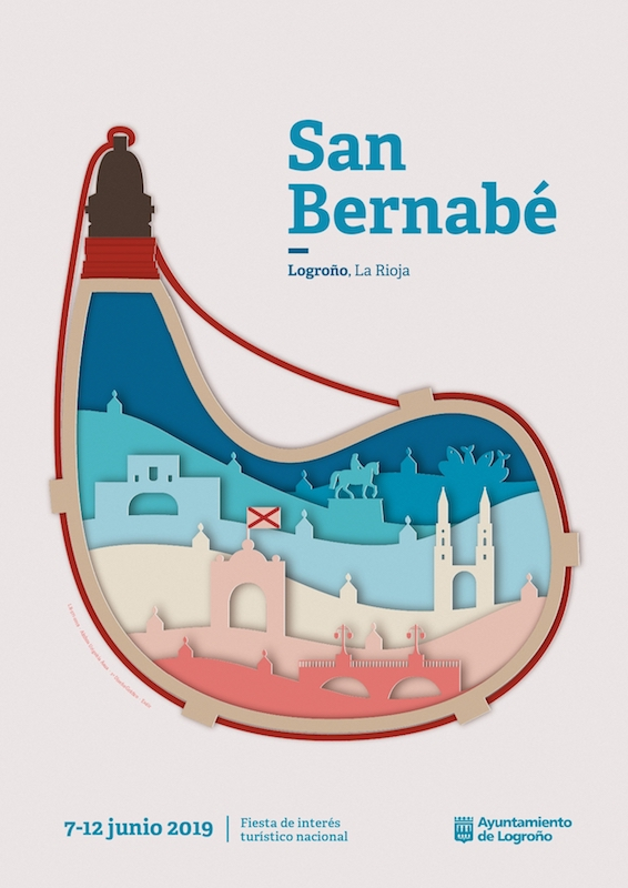 100 Ideas De Logroño San Mateo Logroño Carteles De Fiesta San Bernabé
