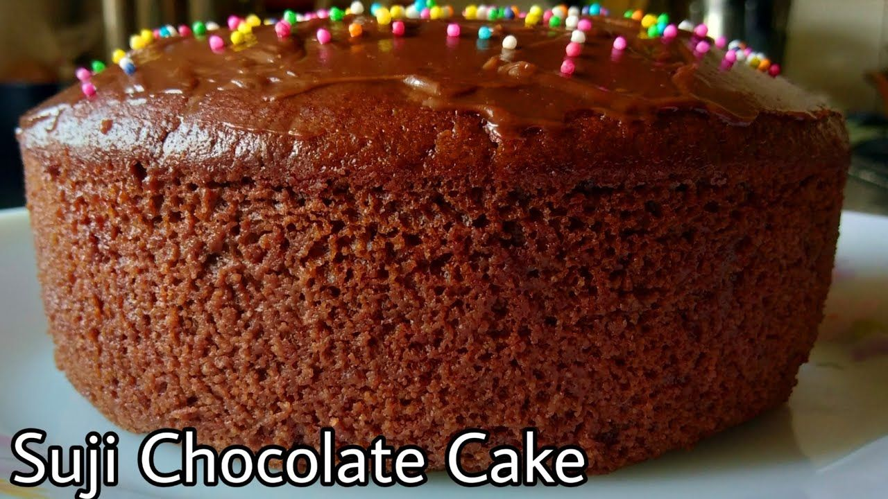 Suji Chocolate Cake Eggless Chocolate Cake Without Oven Maida Condensed Milk Butter Cream Yo In 2020 Chocolate Cake Recipe Easy Cake Baking Recipes Cooker Cake