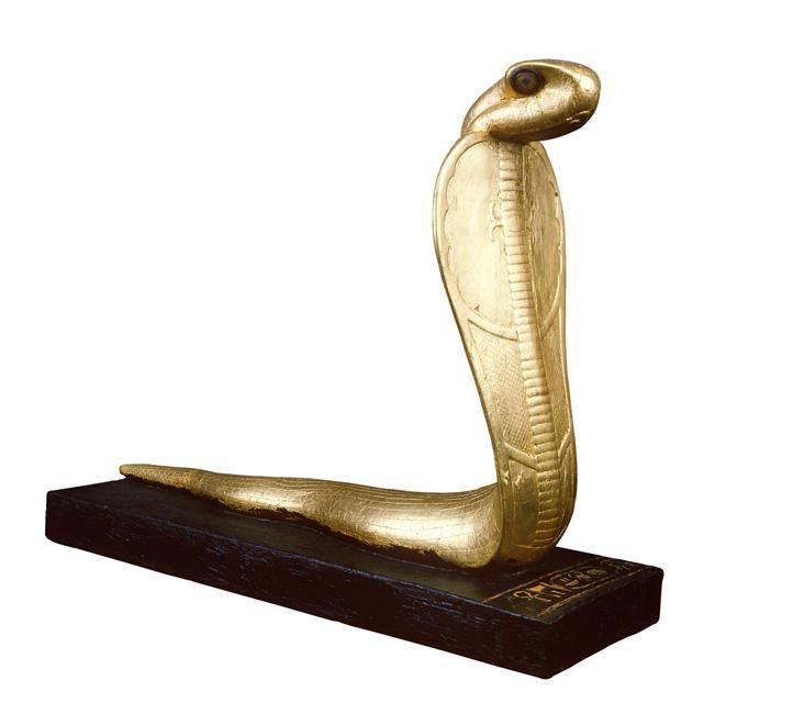 Ancient Egyptian Cobra In Ancient Egypt The Uraeus Ie The