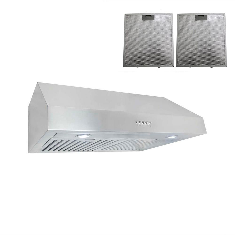 30 760 Cfm Ductless Under Cabinet Range Hood Products Ductless