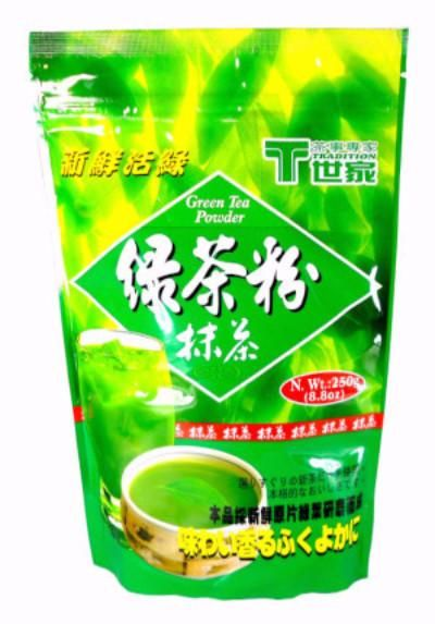 Photo of Tradition Matcha Green Tea Powder 8,8 Oz. X 24 Factory Case