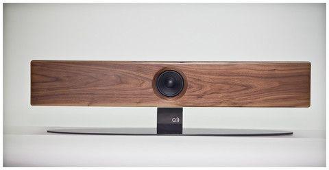 Walnut Q)) Speaker