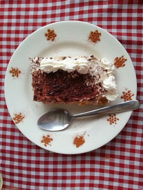 my favorite tiramisu in the world... yum!