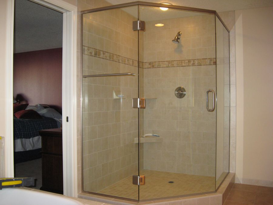 Types Of Shower Door Finishes About Us Frameless Doors Swing