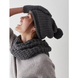 e479c4a0a95d4 Baby Alpaca Waffle Knit Hat