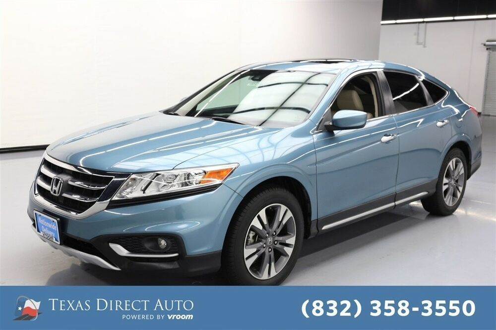 For Sale 2015 Honda Crosstour EXL Texas Direct Auto 2015