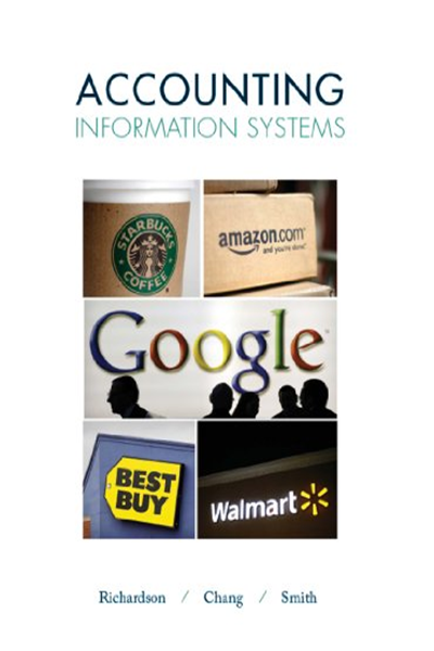 (2013) Accounting Information Systems by Vernon Richardson