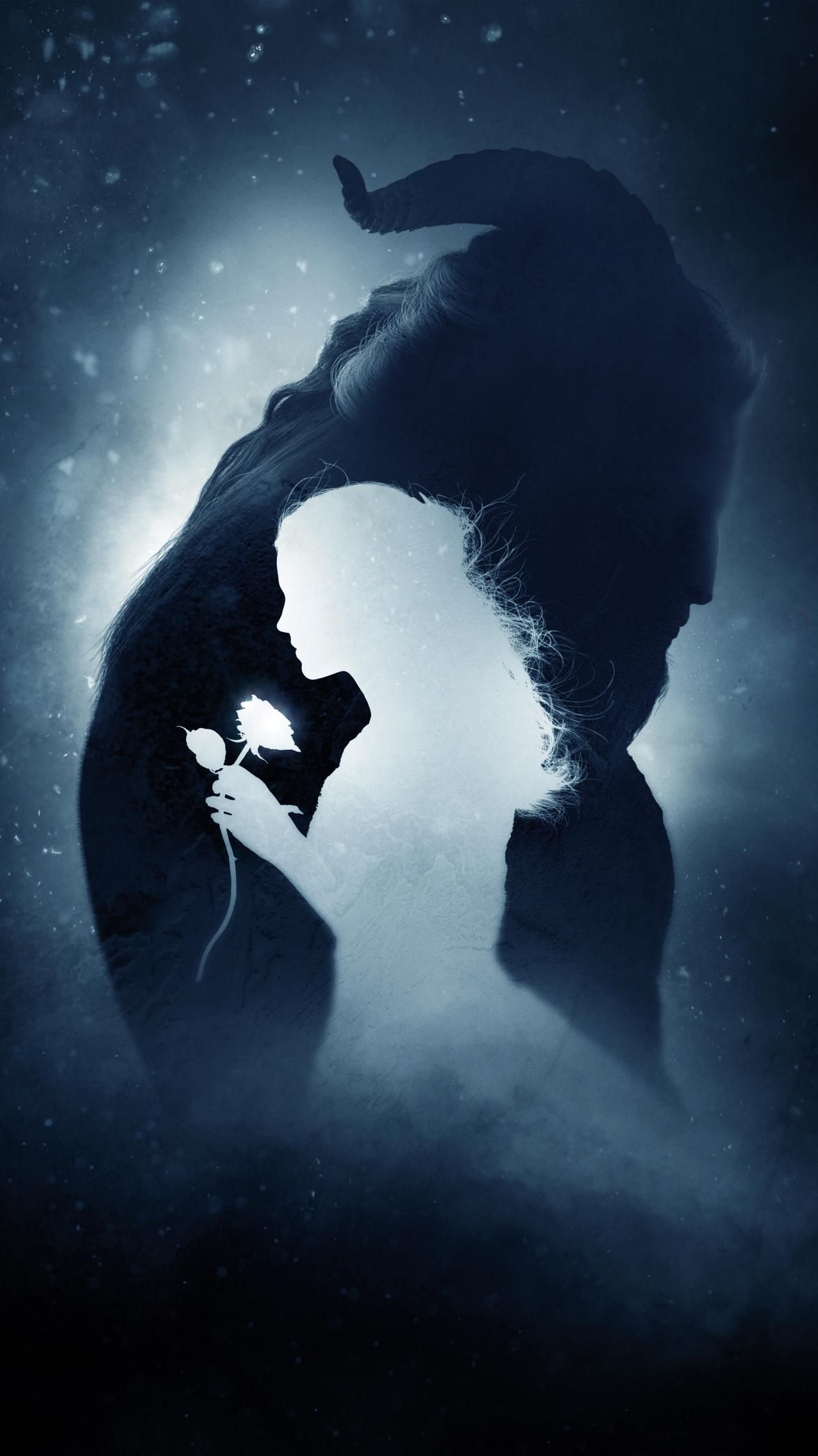 Beauty And The Beast 2017 Phone Wallpaper In 2020 Beast