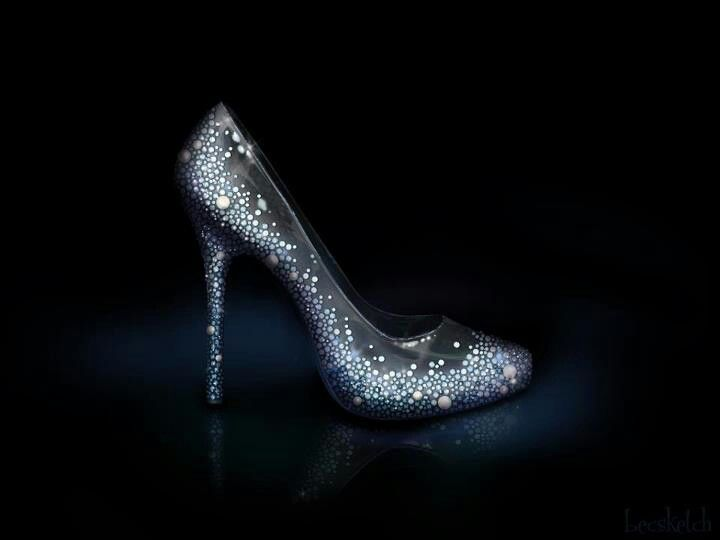 Cinderella Glass shoes | Prom heels | Pinterest | Prom heels, Prom ...