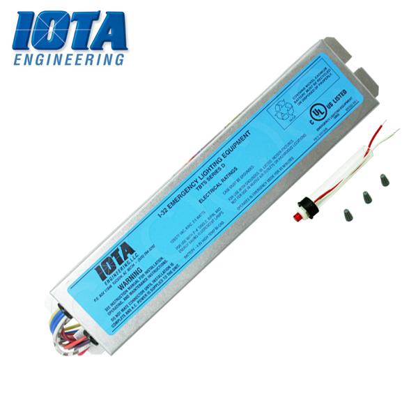 Iota I32 Emergency F32t8 T8 Fluorescent Light Ballast 1 Lamp Ballastkit Com Emergency Lighting Lighting Equipment Fluorescent Light
