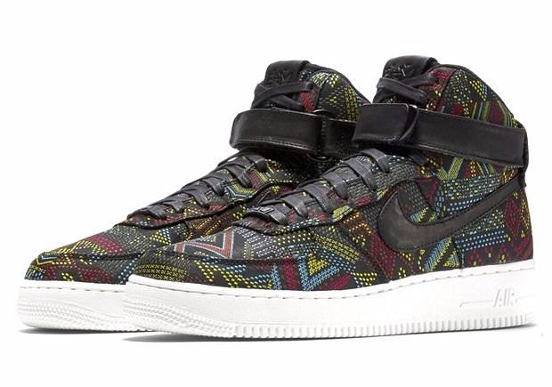 Nike Air Force 1s Will Be Part of Next Year's 'BHM