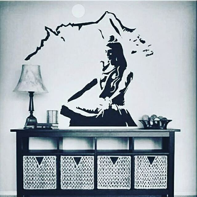 Lord Shiva Painting On My Wall Ideas For The House In 2019 Lord