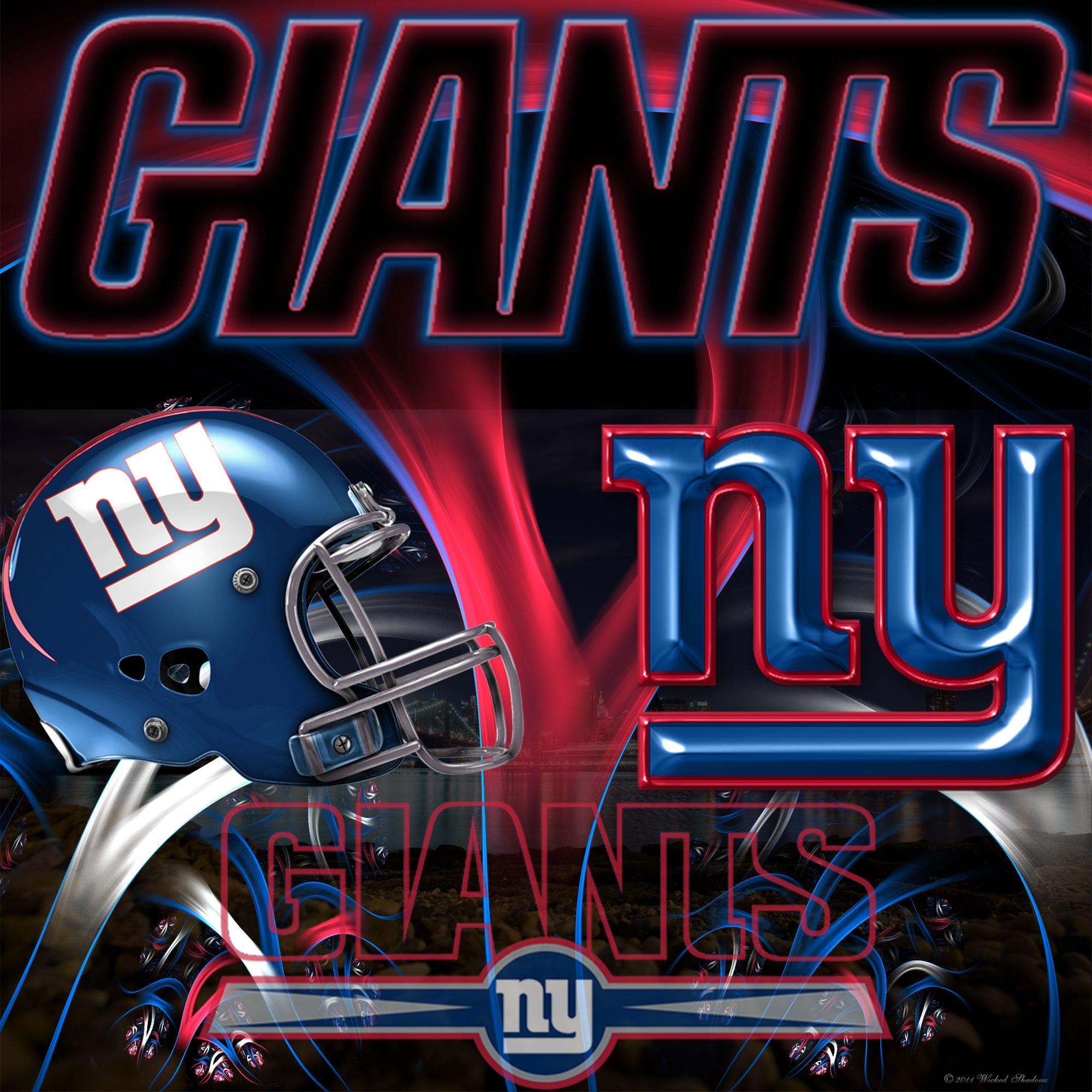 NY Giants=Love my GMen! New york giants logo, Ny giants