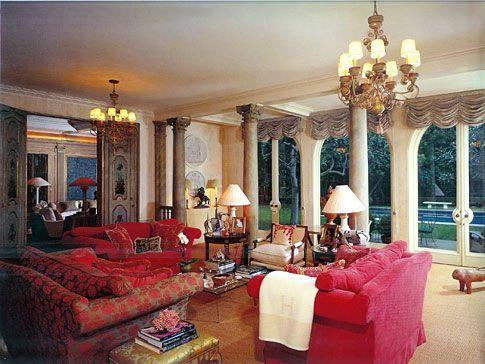 www.eyefordesignlfd.blogspot.com  Elegant Interiors.......Timothy Corrigan Style