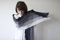 Ravelry: Asanagi Wrap pattern by Olga Buraya-Kefelian