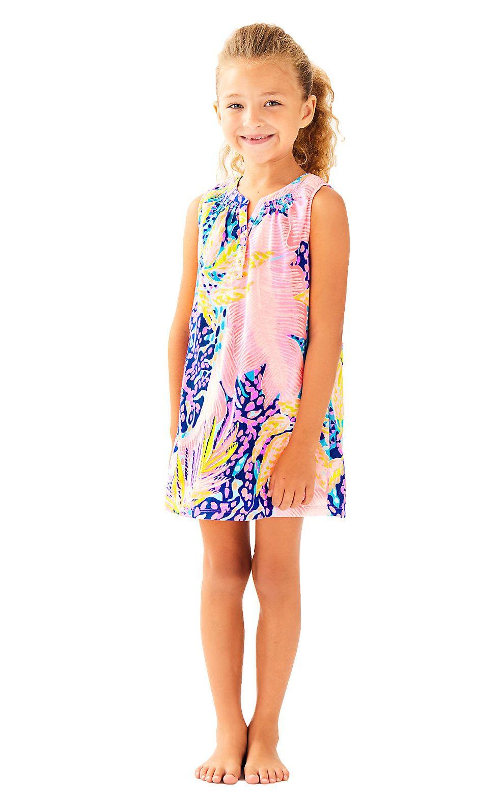 f21e195c889e Girls Mini Essie Dress