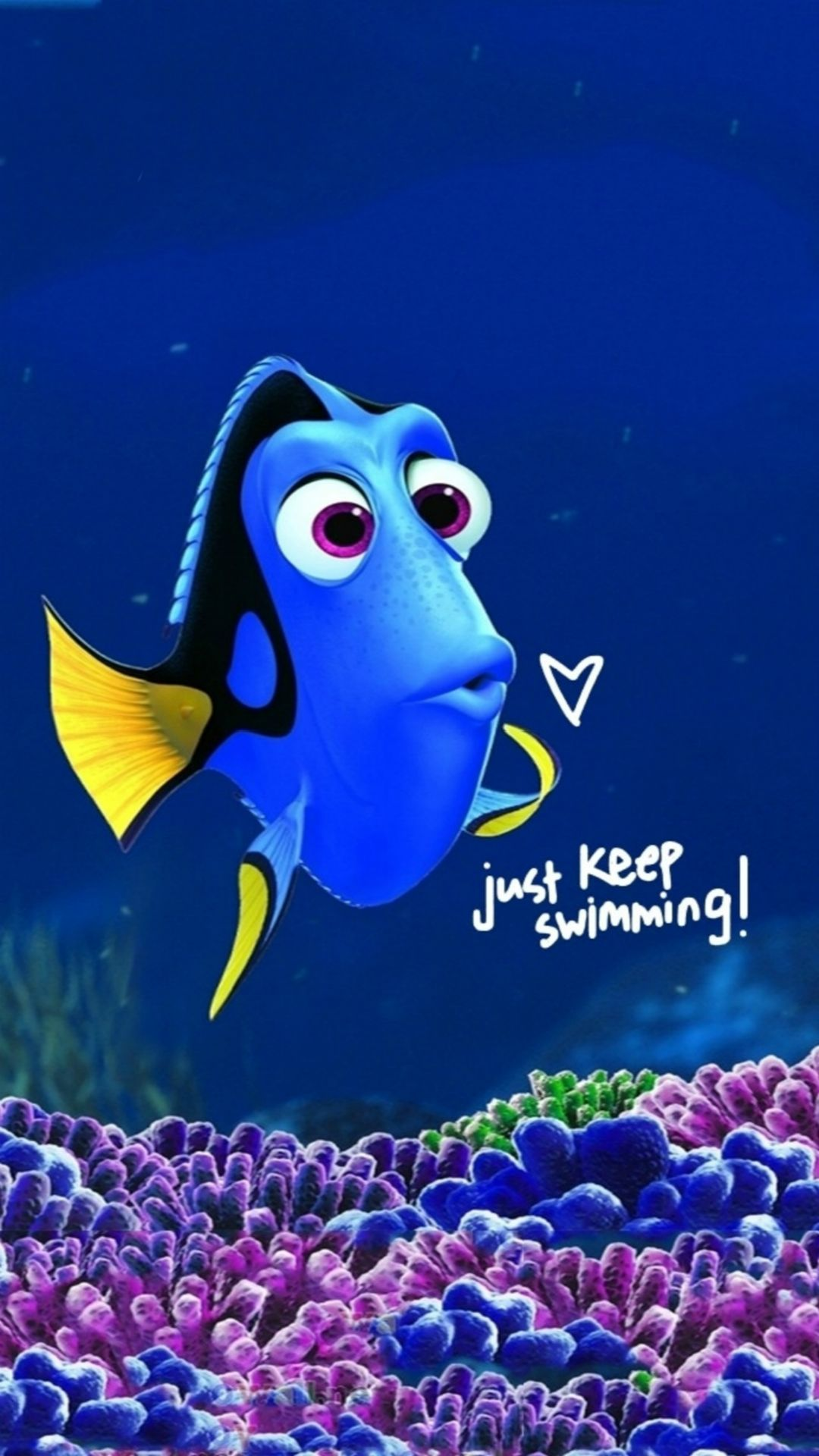 Just Keep Swimming GIF - FindingDory DoryGIFs ... |Just Keep Swimming