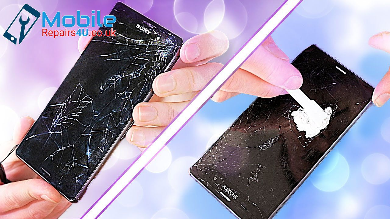 Dont worry if you have a cracked or broken phone we