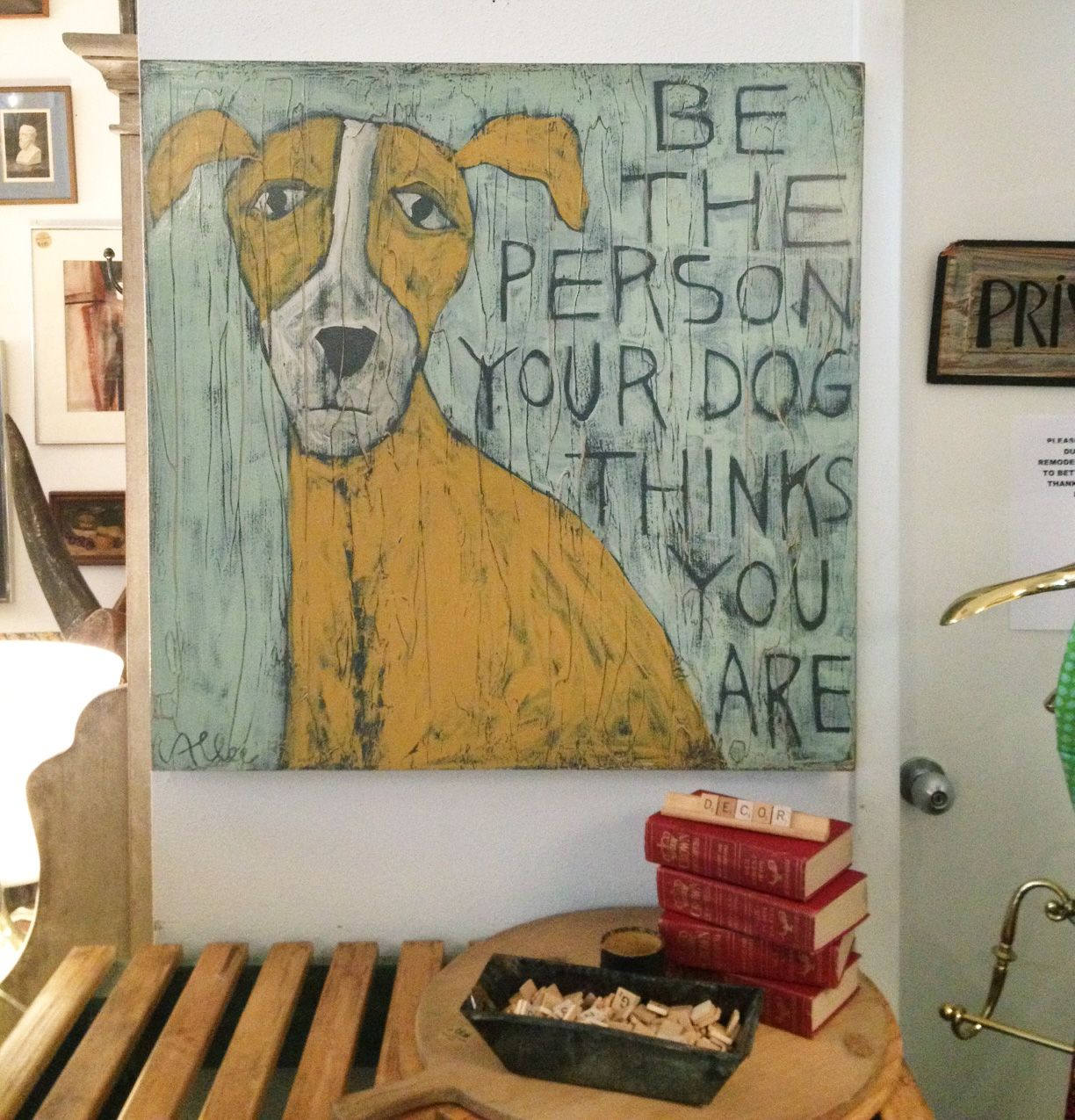 The Red Herring Home South Tampa Bay Furniture Store: Dog Days Cecel Allee