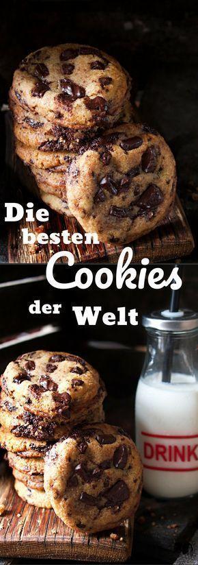 Cookie Rezept mit zwei geheimen Zutaten