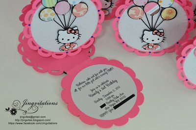 d5dd98a6b00 hello kitty banner, goody bags, party favors, door sign, cupcake ...