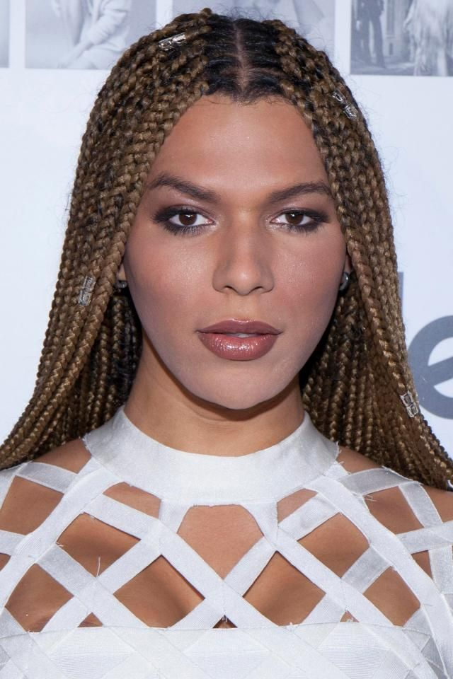 Hair Braiding Styles For White People L'oreal's Sacks Its First Transgender Model After She Blasted 'all