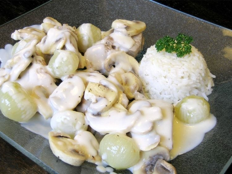 Blanquette de veau  la meilleure recette Recipe Beef dishes - cuisine a l ancienne