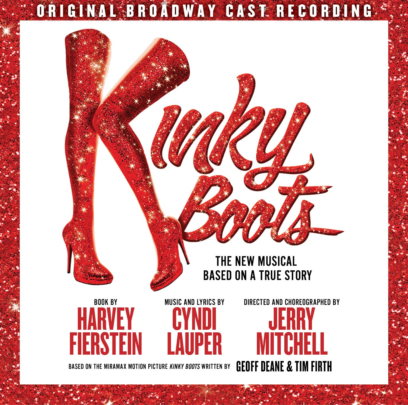 Kinky Boots – Original Broadway Cast Recording