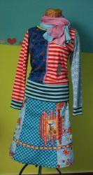 sewing pattern: skirt