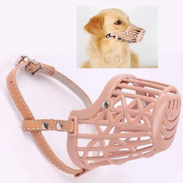 Museruola Cani Plastica Cuoio Protezione Sicurezza Animali Cane Varie Taglie 265 #Ad , #ad, #Cuoio#Protezione#Plastica