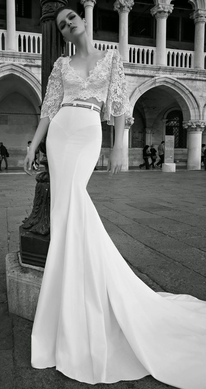 So I've been totally bubbling over with excitement the past little while because I knew we had a bit of a special treat in store for you guys today.When it comes to stop-in-your-tracks wedding dresses, Inbal Dror is where it's at. And her newest bridal collection? It's out of the charts swoon-worthy! For 2015, this read more...