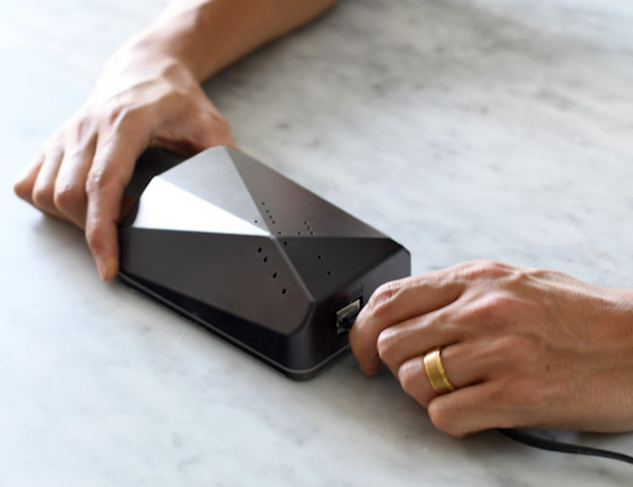 Compatible with all smart devices syfer steps in to stop