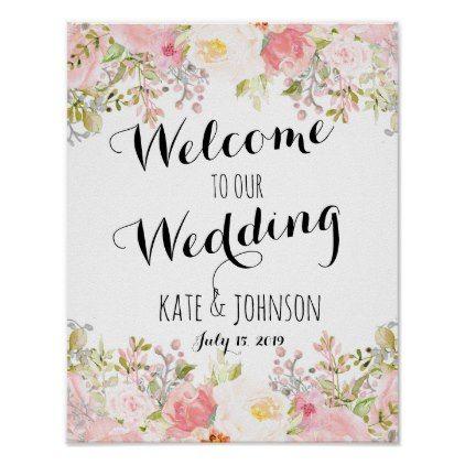 wedding sign welcome shower poster banner poster bridal shower gifts ideas wedding bride