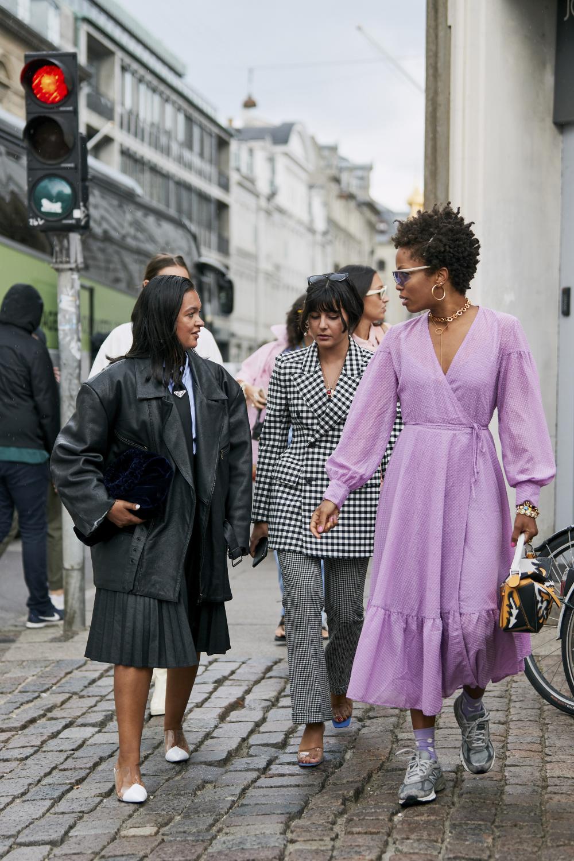 Copenhagen Fashion Week Street Style Spring 2020 Day 3