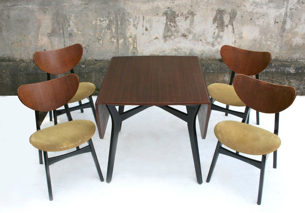 Awesome 60s Dining Table