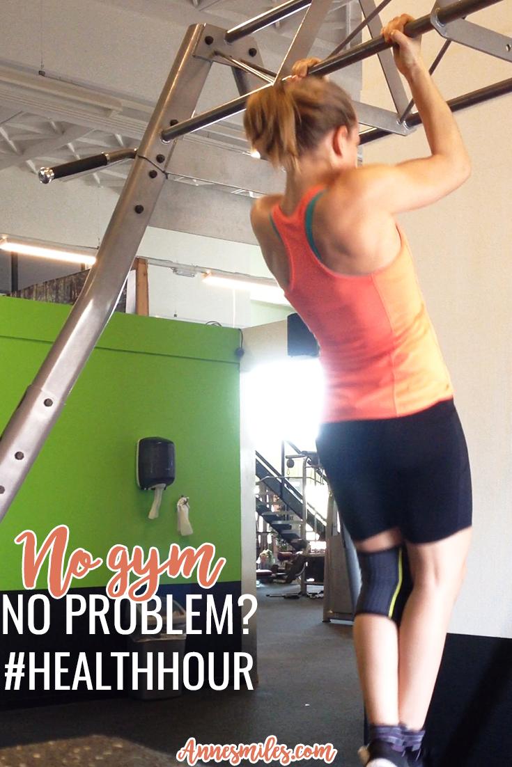 No Gym No Problem Gym membership Gym and Workout