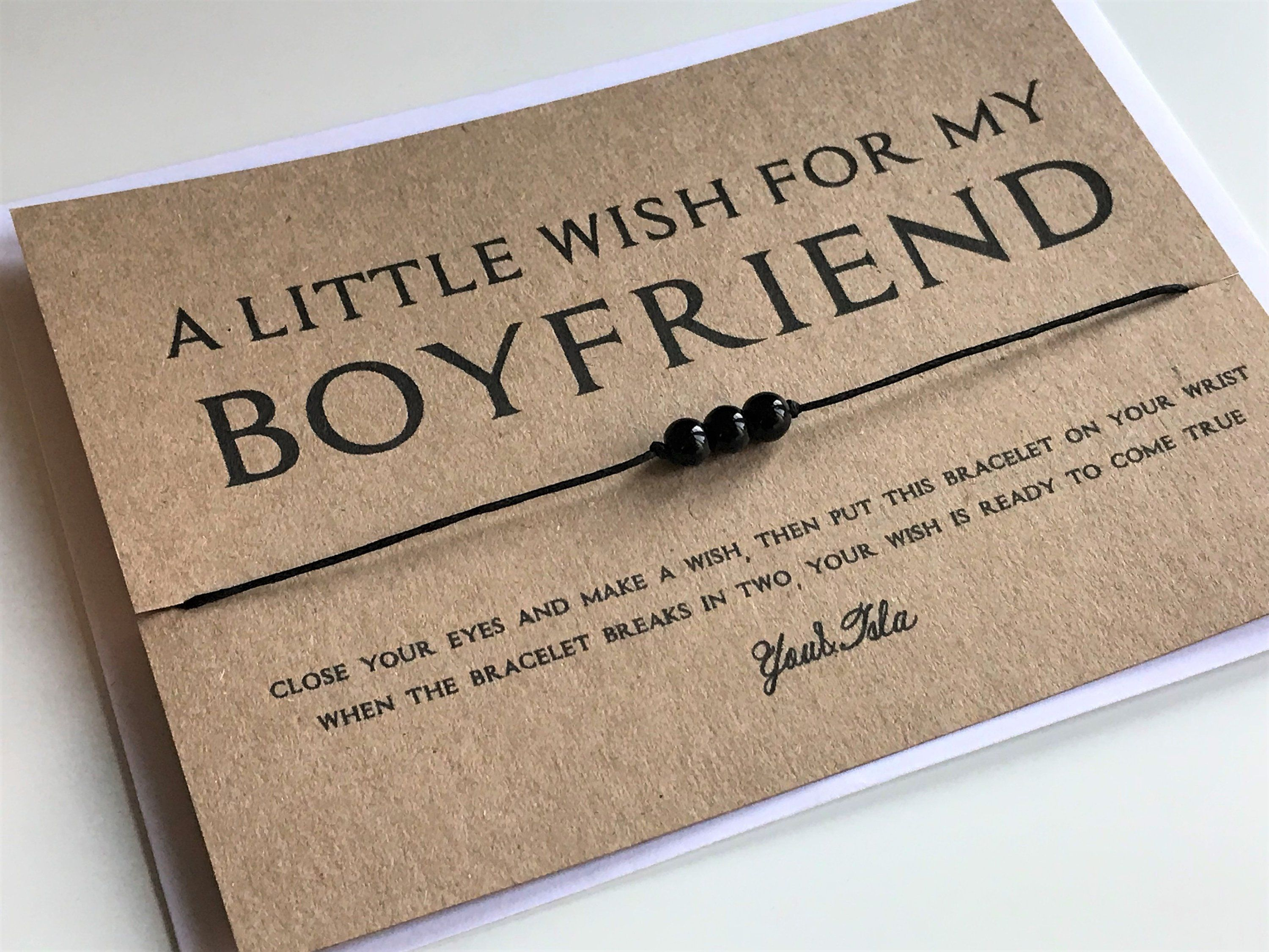 Gift For Him Boyfriend Gift For Boyfriend Birthday Gift