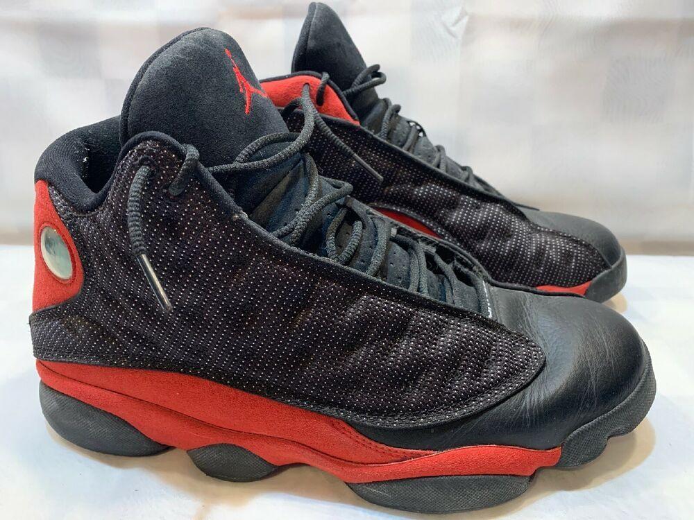 Air Jordan 13 XIII Retro Bred Men's