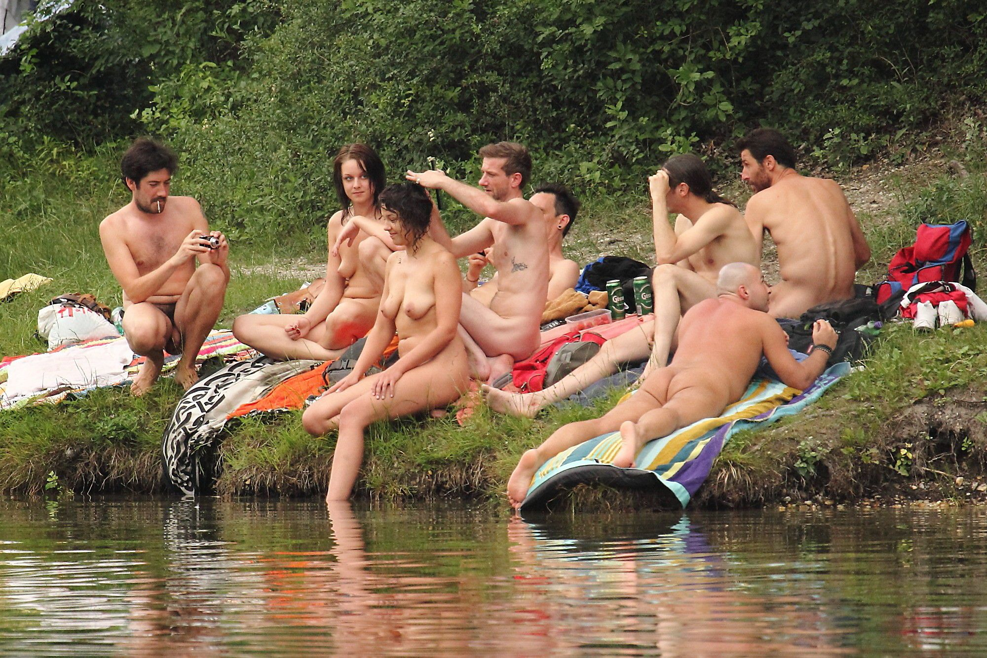 swiss nudist camp pictures