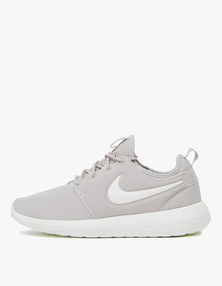 Roshe Two LT in Iron Ore/Summit White-Volt