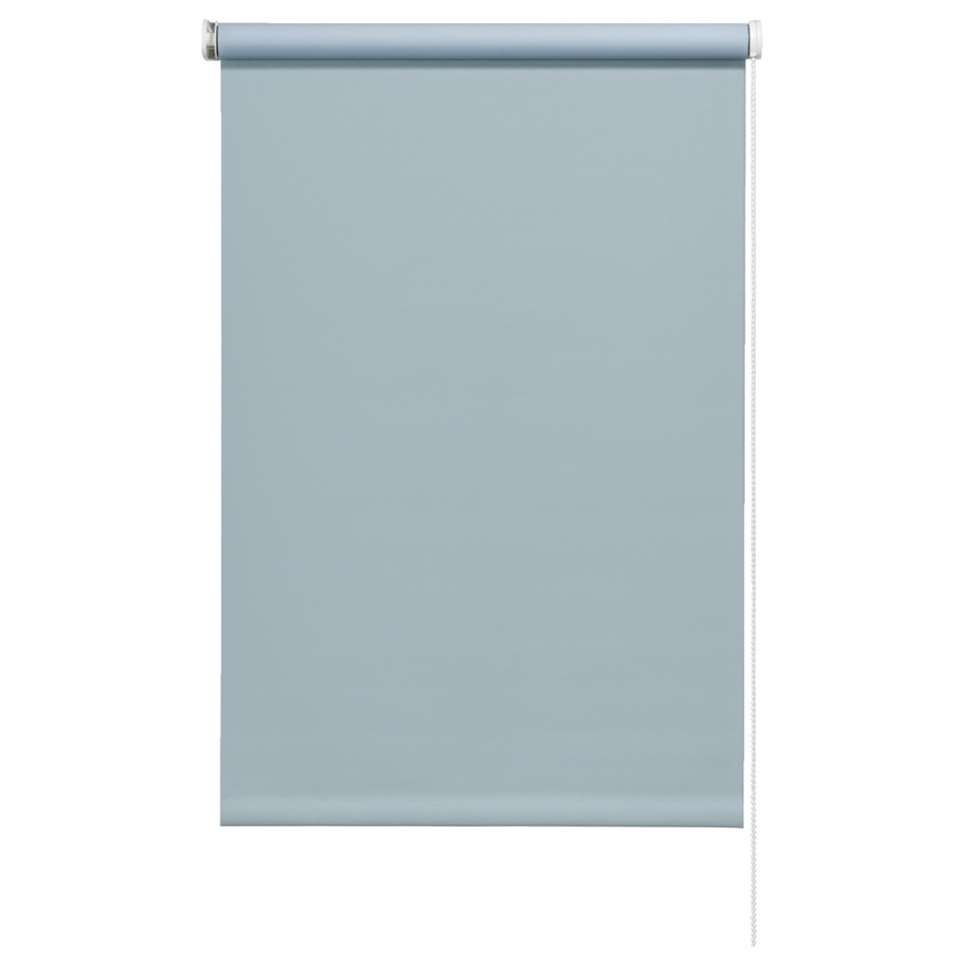 rolgordijn verduisterend lichtblauw 60x190 cm leen bakker