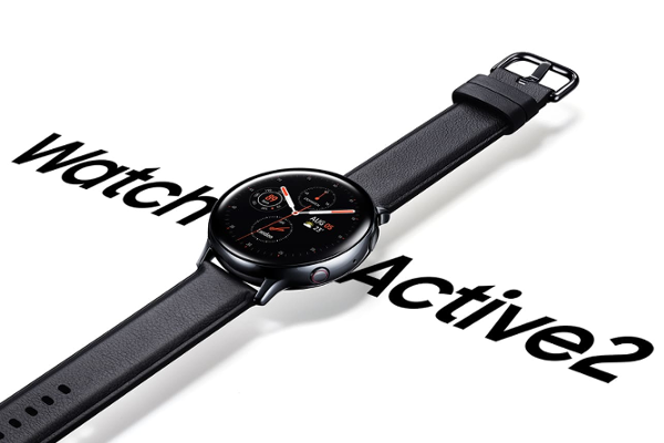 SAMSUNG unveils Galaxy Watch Active 2 with ECG, Rotating