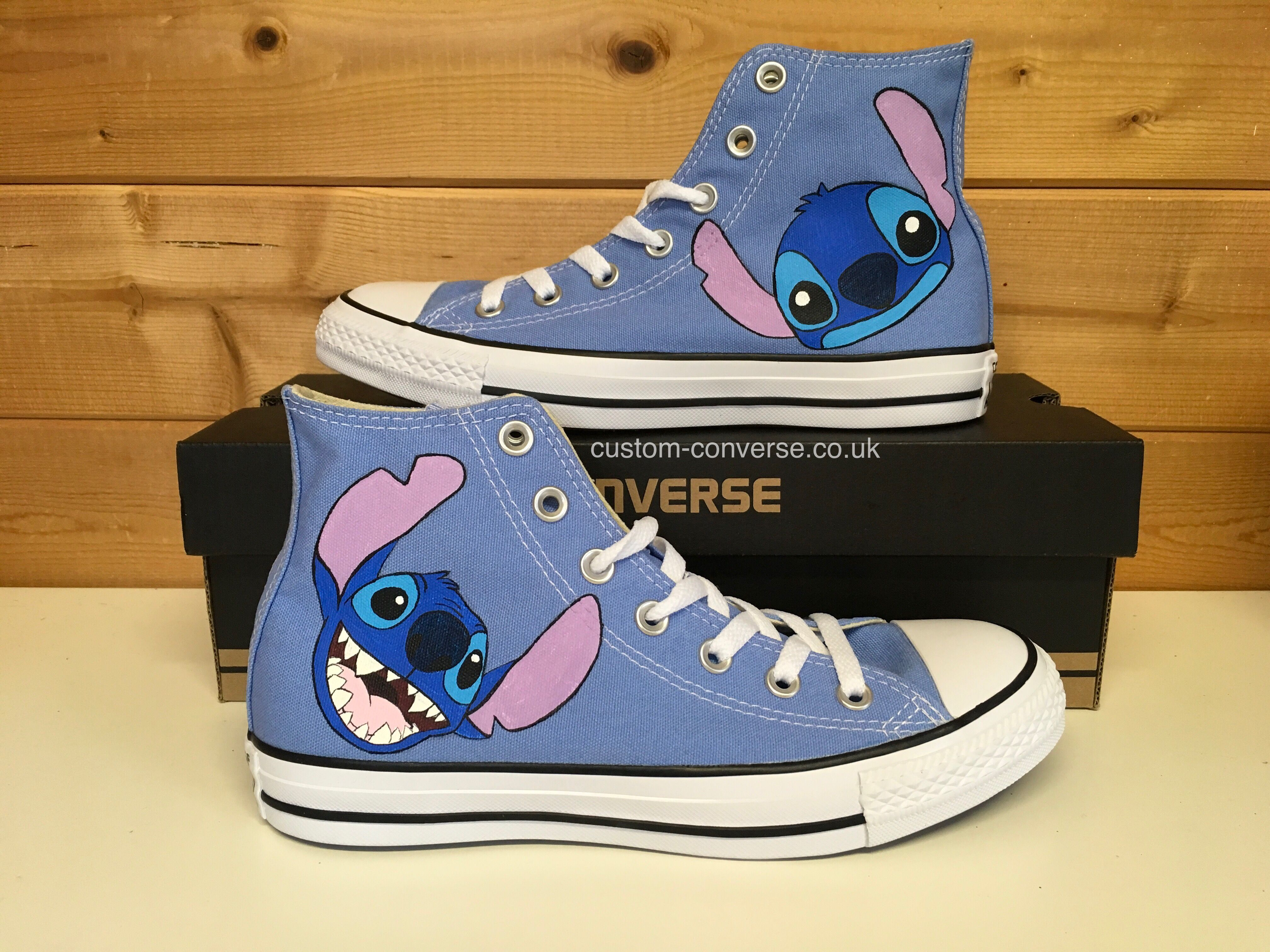 3a9285d11d17 Stitch High Top Converse Design Your Own Converse