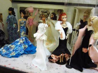 Sandi Holder S Doll Attic Museum Union City California