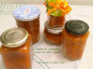 Confiture de potimarons et oranges, citron, cannelle et poivre • Hellocoton.fr