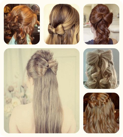 5 DIY Hair Bow Ideas And Creations Collection -